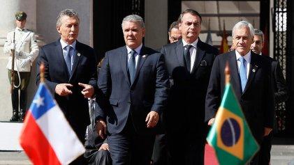 Piñera abandona la Unasur para fortalecer los lazos de la derecha regional