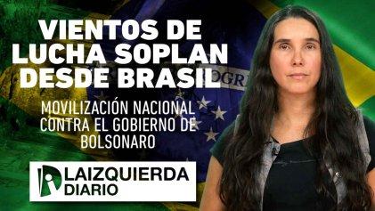 [VIDEO] El tsunami educativo se puede transformar en una tormenta perfecta para Bolsonaro