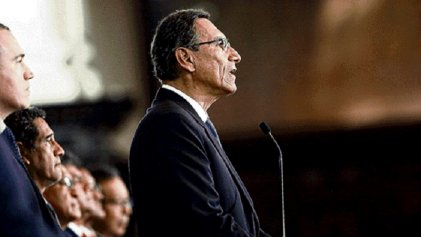 Perú: presidente Vizcarra pide voto de confianza y amenaza cerrar el Congreso