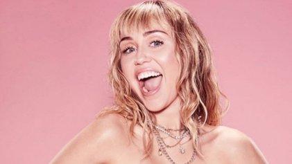 Miley Cyrus defiende el derecho de las mujeres a decidir sobre su cuerpo