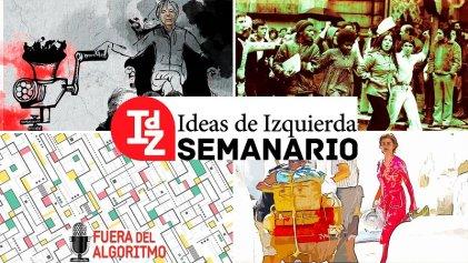 En IdZ: responsabilidad y convicción en la era del FMI; 45 años de la Revolución de los Claveles; Fuera del Algoritmo #9, y más