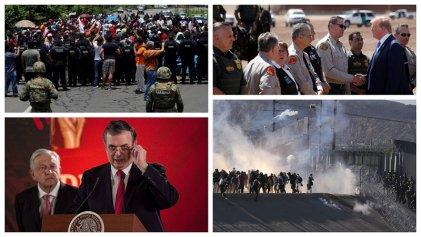 ¿A dónde va México con el endurecimiento de su política (anti) migratoria?
