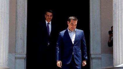 La derecha vuelve al poder en Grecia tras la derrota de Syriza