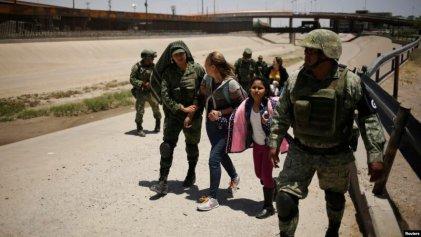 Más de 100.000 migrantes detenidos en México bajo el Gobierno de López Obrador