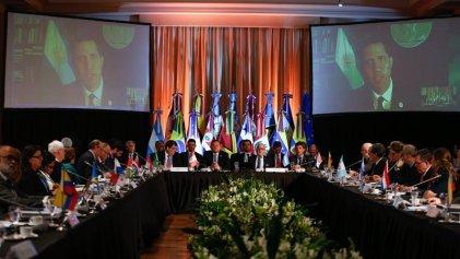 Nueva amenaza imperialista y sus aliados del Grupo Lima contra Venezuela
