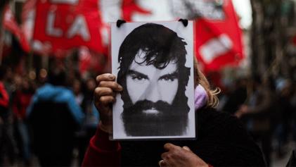 Argentina: Se cumplen 2 años de la desaparición de Santiago Maldonado