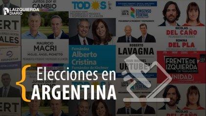 Elecciones 2019: seguí acá los resultados de las PASO en todo el país