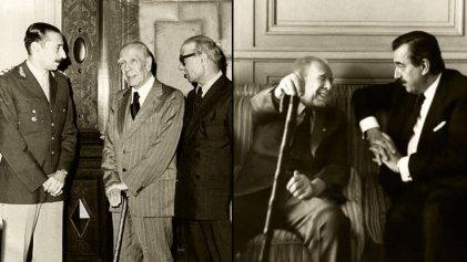 Borges y el pacto de impunidad en el terreno de la cultura