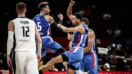 Mundial de Básquet: ¡arriba Dominicana!