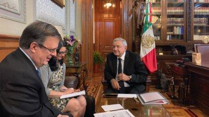 """Falso progresismo: Trump consideró """"eficaz"""" la política anti inmigrantes de López Obrador"""