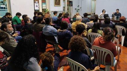 [Video] Esteban Mercatante presentó Salir del Fondo en la Feria del Libro de Córdoba
