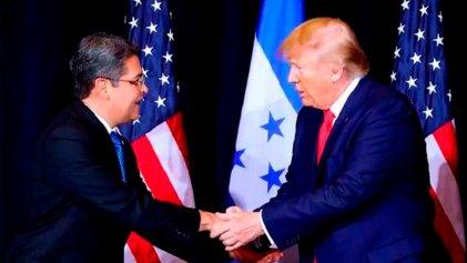 Estados Unidos y Honduras firman polémico acuerdo migratorio