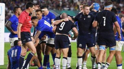 Escocia ganó y el Grupo A está prendido fuego