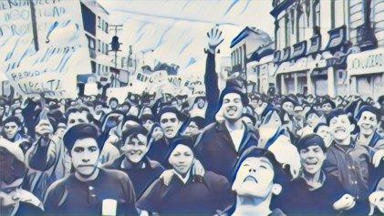 Las voces de Tlatelolco