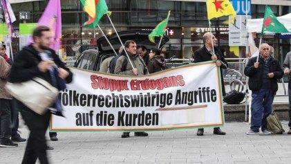 ¡Defendamos el Rojava contra la invasión turca! ¡Fuera el imperialismo de la región!