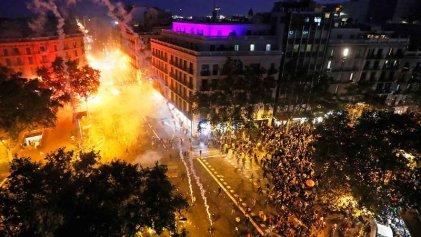 Crónica de un joven argentino en el otoño caliente catalán