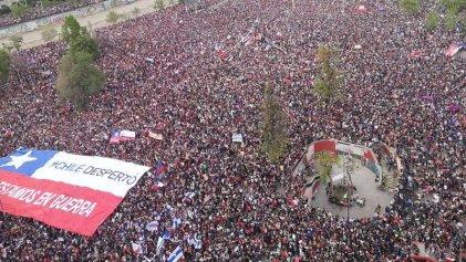 Concejo Deliberante de San Salvador de Jujuy votó la solidaridad con el pueblo de Chile
