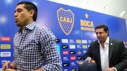 Riquelme irá con Ameal y Pergolini para enfrentar al angelicismo en Boca