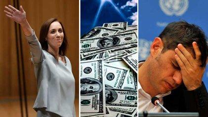 Vidal se va, llega Kicillof y la deuda sigue