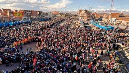 El Alto: heroicos herederos de la Guerra del Gas