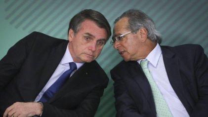 Bolsonaro frena reformas económicas por miedo al contagio de las protestas en la región