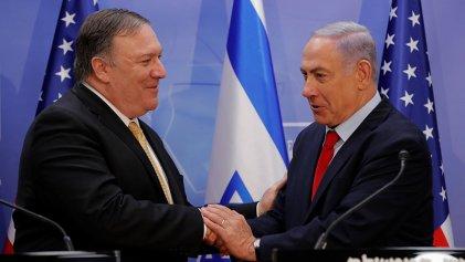 Netanyahu se reunió con Pompeo y espera que Estados Unidos aumente la presión sobre Irán