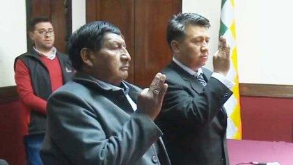 Dirigente de la Central Obrera Boliviana entra como funcionario del Gobierno golpista de Áñez
