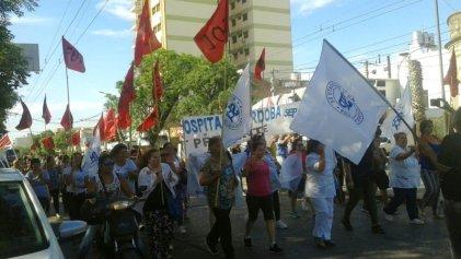 """Trabajadores de salud de Córdoba: """"si llega a pasar algo el ministro y el gobernador son responsables"""""""