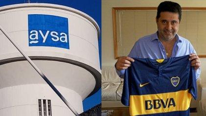 El fútbol hizo agua: lo que dejó el escándalo por contrato entre Boca y AySA