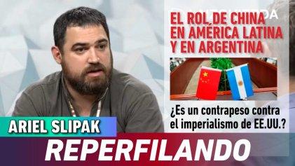 [Video] Entrevista a Ariel Slipak: el rol de China en América Latina y en Argentina
