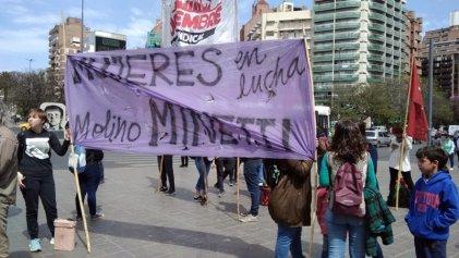 """Comisión de mujeres de Minetti: """"La experiencia de saber que no hay que callarse"""""""