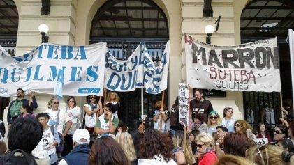 Debate en Suteba Quilmes: pagar la deuda a costa de los docentes y el pueblo