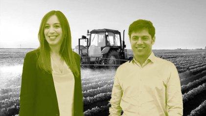 Agrotóxicos: Kicillof se niega a derogar la regresiva resolución de Vidal