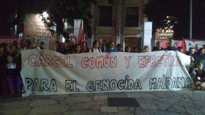 Adrogué: radio abierta contra la liberación del genocida Maidana