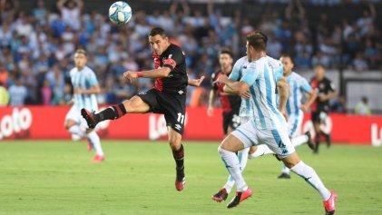 Newell's: la Lepra igualó en un tremendo partido en Avellaneda