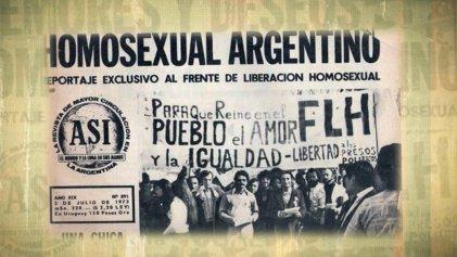 Sexo y revolución: el Frente de Liberación Homosexual ante la represión estatal