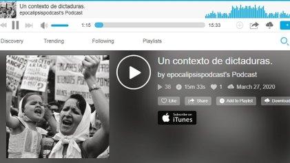Epocalipsis: un ciclo de podcast de historia y música