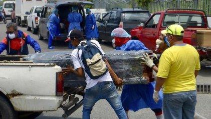 Ecuador: catástrofe sociosanitaria, neoliberalismo e imperialismo en tiempos de coronavirus
