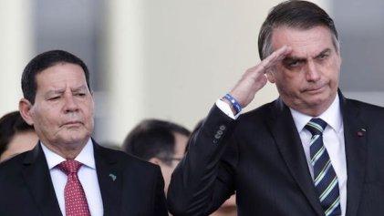 Crisis política en Brasil: que se vayan Bolsonaro, Mourão y los militares