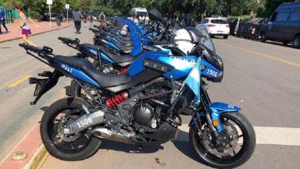 En plena crisis sanitaria, Larreta podría gastar 282 millones en motos para la Policía