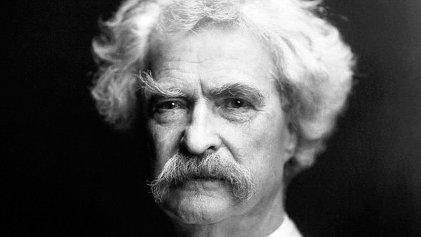 Mark Twain fundador de la Liga Antiimperialista