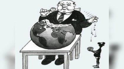 En el mundo de la abundancia, el hambre es ley