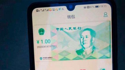 El gigante asiático pone a prueba el yuan digital