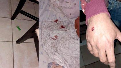 Villa Constitución: Policía ingresa a los tiros a una vivienda familiar