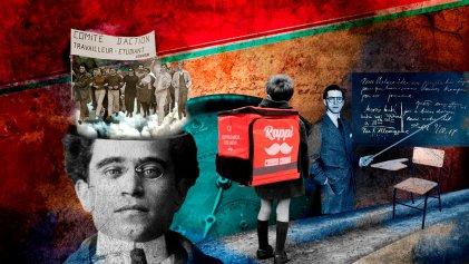 Antonio Gramsci y una educación desde una perspectiva revolucionaria