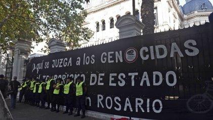 Causa Feced III: condenas a diez expolicías por delitos de lesa humanidad