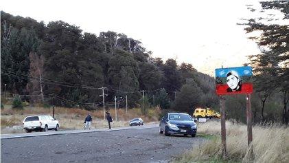 """Se realizaron pericias sobre la cabaña de Villa Mascardi: """"La prendió fuego la Policía de Río Negro"""""""