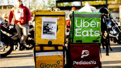 Red de Trabajadores Precarizados: se juntaron más de $6.000 para trabajador de Glovo que fue atropellado