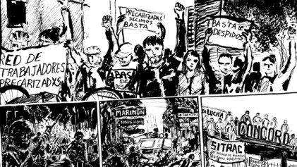 RomptsComic: el Cordobazo, cuando obreros y estudiantes desafiaron al poder - parte 3 - Final
