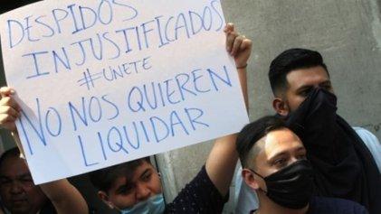 Despidos: la curva que no se aplana en México